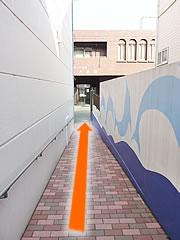 鵜木医院へのアクセス⑤